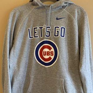 Chicago Cubs Fleece Therma Fit Sweatshirt